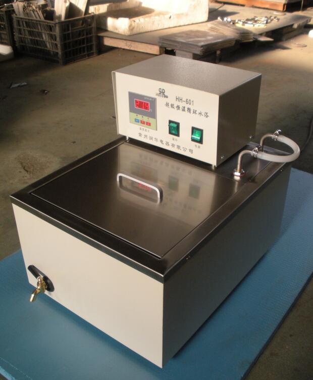 超級恆溫水浴HH-601 微電腦智能控溫 304不銹鋼循環泵不生銹 控溫精度高