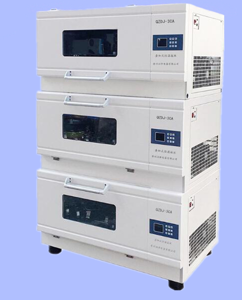 QZDJ-3C/QZDJ-3D疊加式恆溫培養搖床(智能型)