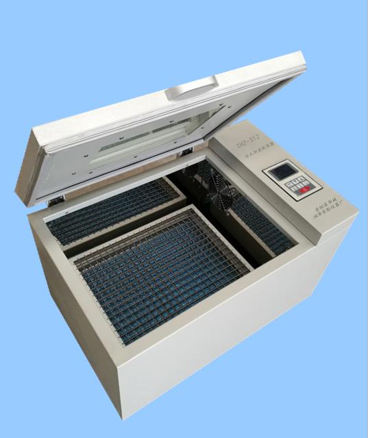 恆溫振蕩器 智能控溫恆速 不銹鋼抗氧化內膽 加熱無異味 控溫控速精度高