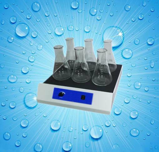 磁力攪拌器 潤華六通道攪拌器RH-6J