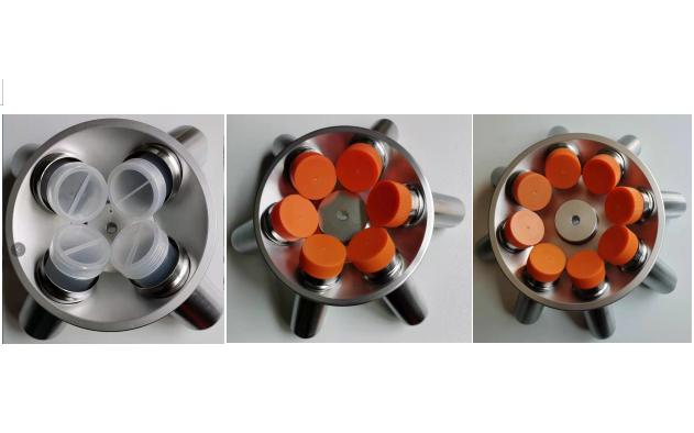 鋁合金轉子 不銹鋼離心管 平衡性能好